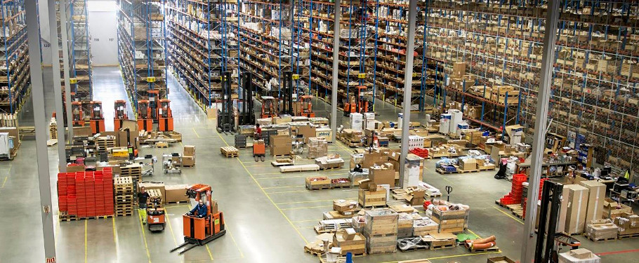 RFID ensures delivery accuracy