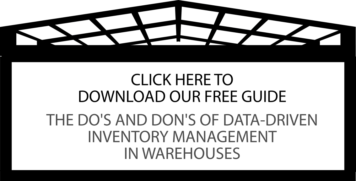 Data driven inventory management with the help of RFID