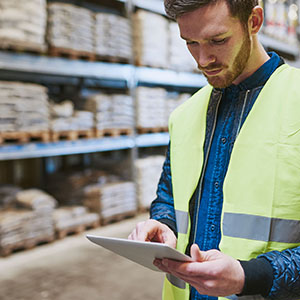 UHF RFID ensures automatic capture of masses of data and hence automates inventory management